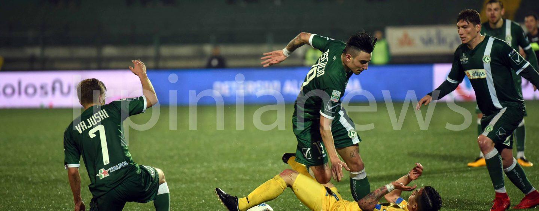 Avellino-Frosinone 0-2, le pagelle