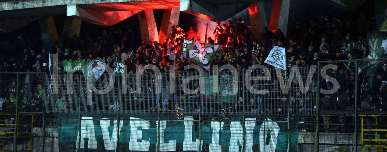 Avellino-Frosinone 0-2, la fotogallery