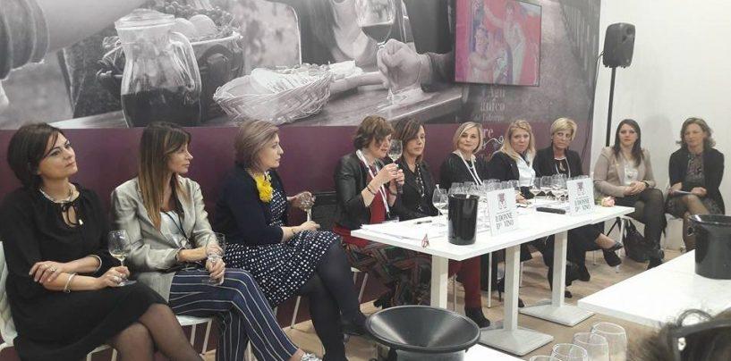 Emozioni e degustazioni al Vinitaly con le Donne del Vino della Campania