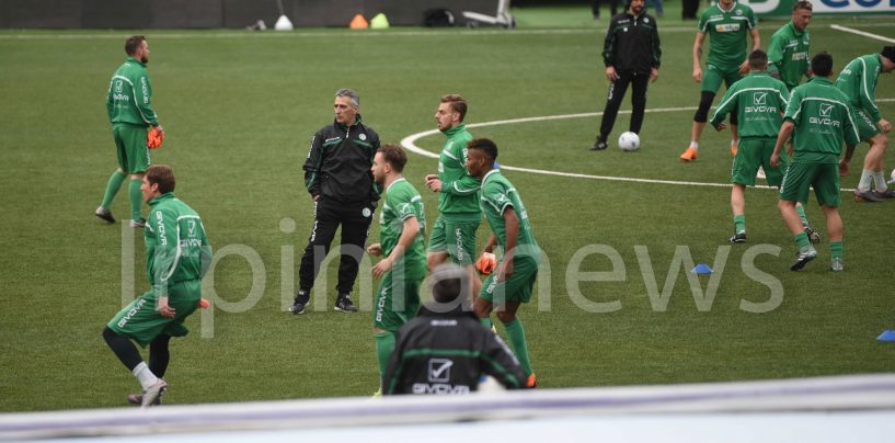 Avellino Calcio – Foscarini affina il piano anti-Perugia. Si fermano in due