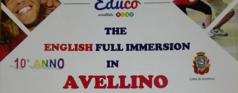 Ad Avellino torna l'English Camp, per il decimo anno consecutivo