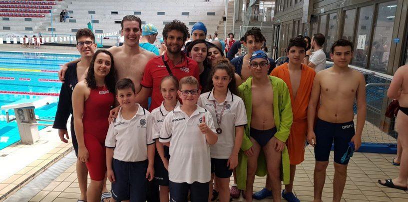 Nuoto, brillanti risultati per la New Sporting In ai Campionati Regionali