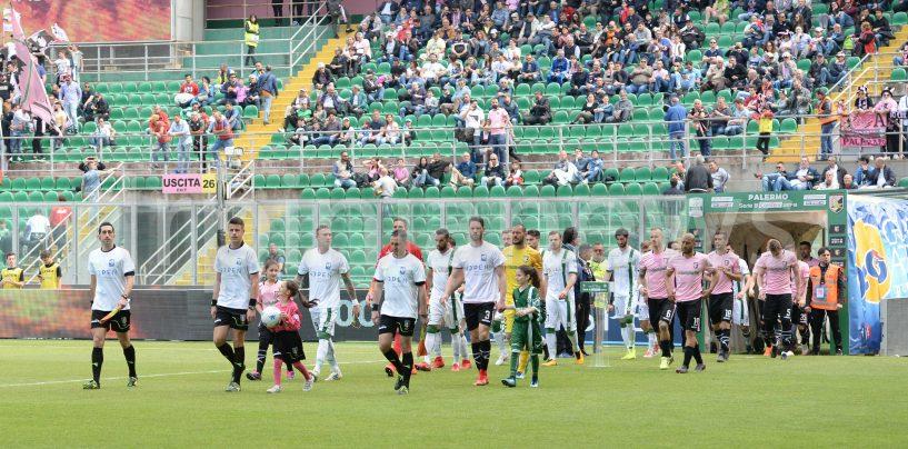 Palermo-Avellino 3-0, la fotogallery