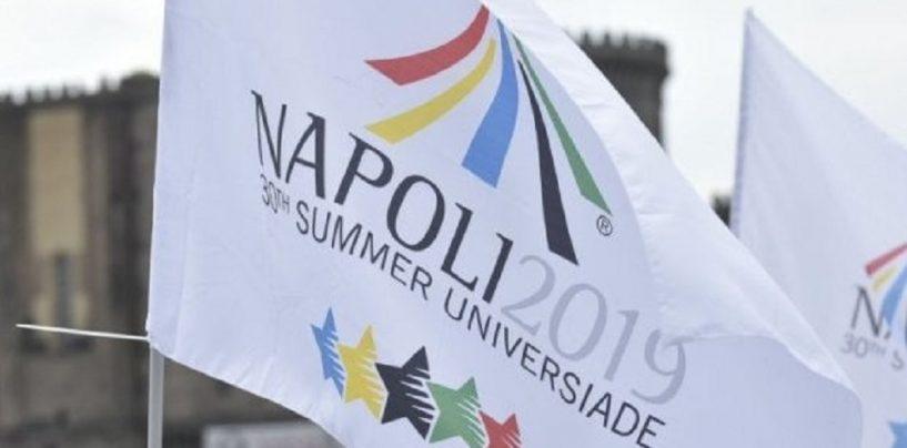 Universiade, da domani la visita della CTI su strutture e progetti in Campania