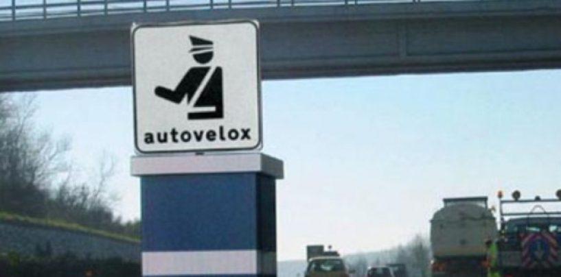 Tutor spenti, in autostrada tornano in azione gli autovelox