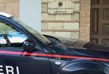 Pascolo abusivo a Serino: coppia di coniugi denunciata dai carabinieri