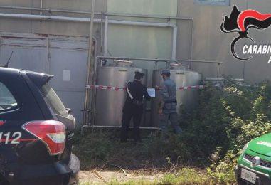 Abbandono di rifiuti nocivi: due denunce in Baronia