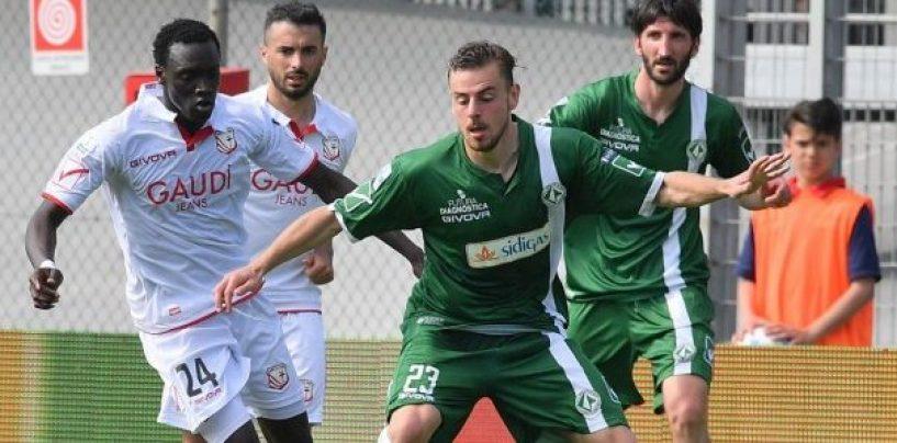 L'Avellino non sfonda: a Carpi finisce pari