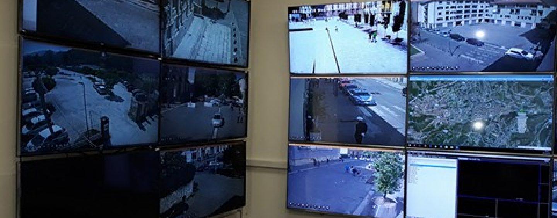 Città e periferie sotto controllo: in arrivo altre 60 telecamere