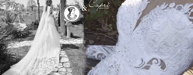 """Atelier Pantheon e la collezione 2018 di Capri Sposa: femminilità e charme per il tuo """"Si"""""""