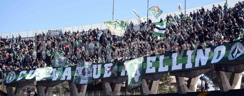 Avellino-Bari 1-2, la fotogallery