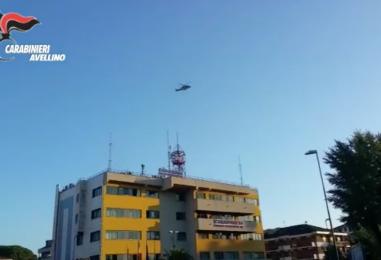 VIDEO/ Tentato sequestro aggravato dal metodo mafioso: cinque arresti ad Avellino