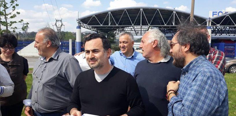"""Fca a rischio, allarme Fiom: """"Iniziativa unitaria per Pratola Serra"""""""