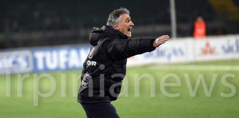 Avellino Calcio – I guai per Foscarini non finiscono mai