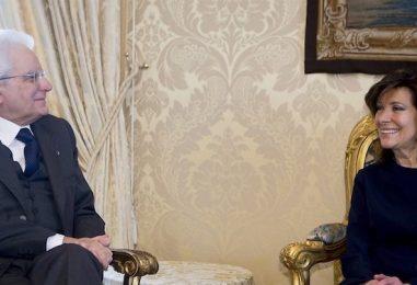 Nuovo Governo, mandato di due giorni alla Casellati