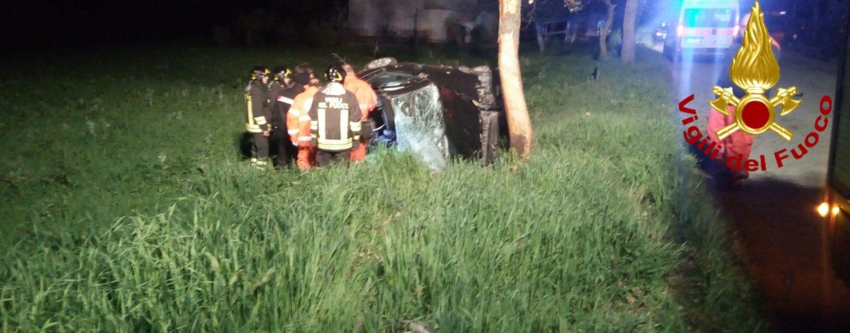 Notte di sangue in Irpinia: giovane muore in un incidente stradale