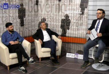 VIDEO/ IrpiniALavoro – Congresso PD, faccia a faccia tra Di Guglielmo e Ciarcia