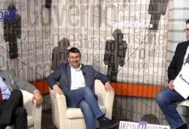 VIDEO/ IrpiniALavoro, verso le amministrative: confronto tra Sabino Morano e Giovanni Bove