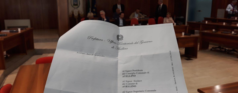 Il Prefetto diffida il Comune: manca il Bilancio, rischio commissariamento