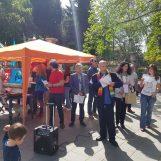 Festa della Liberazione: il sindacato irpino di nuovo insieme