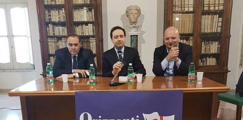 """""""Riflessioni di un conservatore di provincia"""": ad Ariano il confronto Mastella-Morano"""