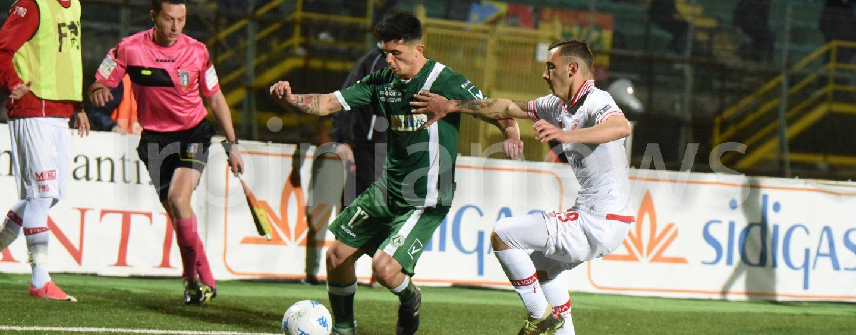 """Avellino-Perugia 2-0, Molina non dimentica: """"E' anche merito di Novellino"""""""
