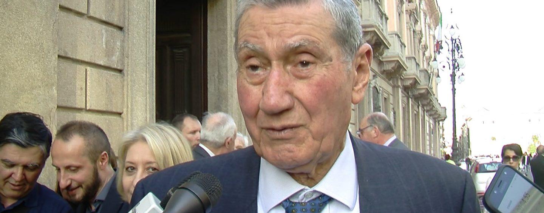"""Pd, Mancino: """"Serve punto di convergenza"""". Sulla città: """"A 86 anni posso dare solo suggerimenti"""""""