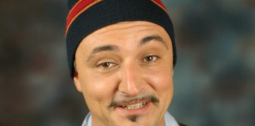 Il cabarettista Paolo Caiazzo pronto per il suo debutto in città