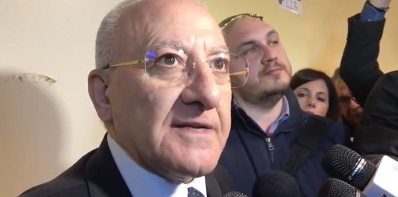 Regionalismo Differenziato, rinviata la visita del Governatore De Luca ad Avellino