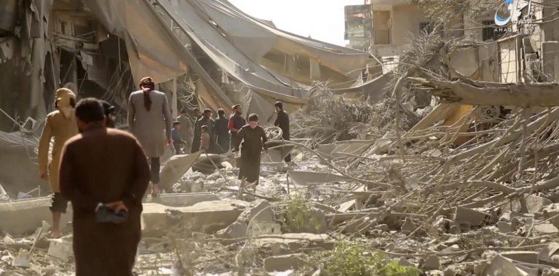 """Orrore Siria, scoperta una fossa comune a Raqqa. """"Potrebbero esserci 200 corpi"""""""