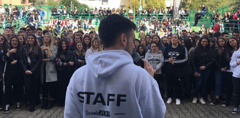 ScuolaZoo approda all'Istituto Luigi Amabile