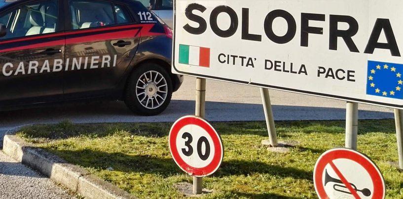 Solofra, tenta di suicidarsi con il gas: 23enne salvato dai carabinieri