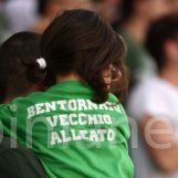 """""""A casa nostra il calcio è vita"""": la fotogallery dell'orgoglio biancoverde"""