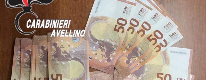 Sorpresi con banconote false: denuncia e foglio di via per due pregiudicati