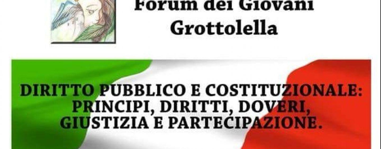 Principi, diritti, doveri, giustizia e partecipazione: workshop a Grottolella
