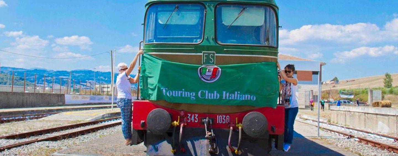 """Treno dell'Irpinia, D'Amelio: """"Piena soddisfazione, sarà vero motore del turismo"""""""