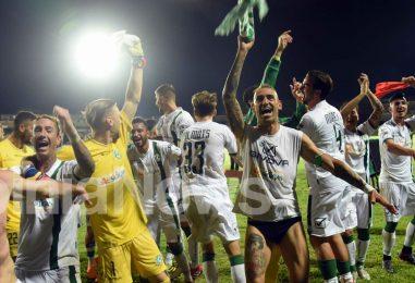 Ariano Irpino festeggia la Serie B con un'amichevole dell'Us Avellino all'Arena Mennea