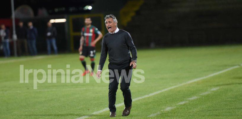 Avellino Calcio – Foscarini, si avvicina il bivio ma adesso è bagarre