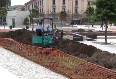 VIDEO/ Ci vuole Costanza – Ancora scavi a Piazza Libertà