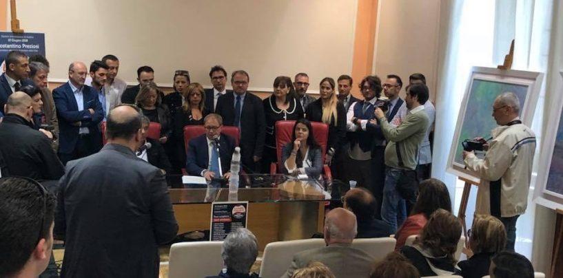 """Dino Preziosi rilancia la sua svolta: """"Non vendiamo illusioni, come irrealizzabili redditi e sussidi"""""""