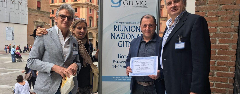 Centro Trapianto Midollo, Egidio Fina del 'Moscati' premiato per impegno e professionalità
