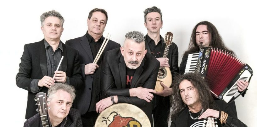 I Modena City Ramblers in concerto a Montemiletto