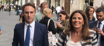 """Pd, il figlio di De Luca a sorpresa in città: """"Amministrative? Faremo un bel risultato"""""""