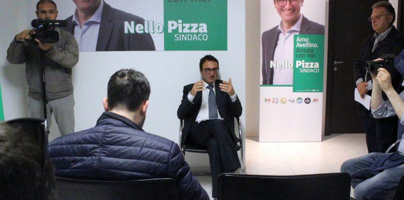 """Centrosinistra, Pizza: """"Io punto di equilibrio di una coalizione, pronti a risollevare Avellino"""""""