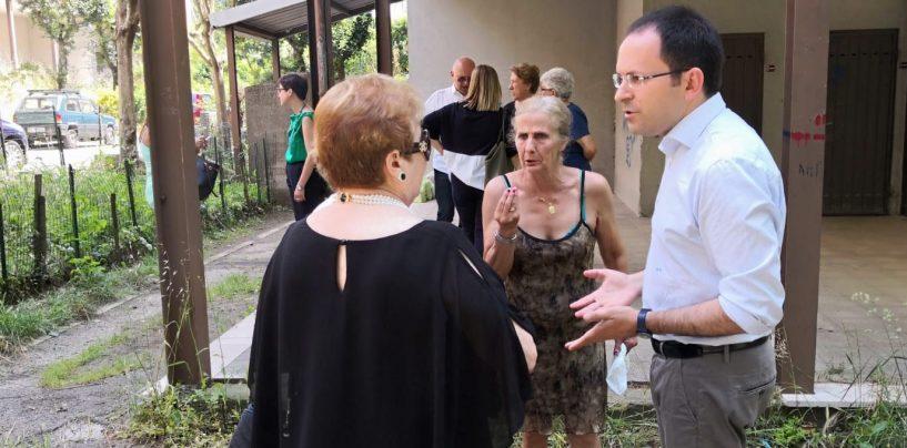 """Cipriano: """"Rione Valle abbandonato, basta false promesse"""""""