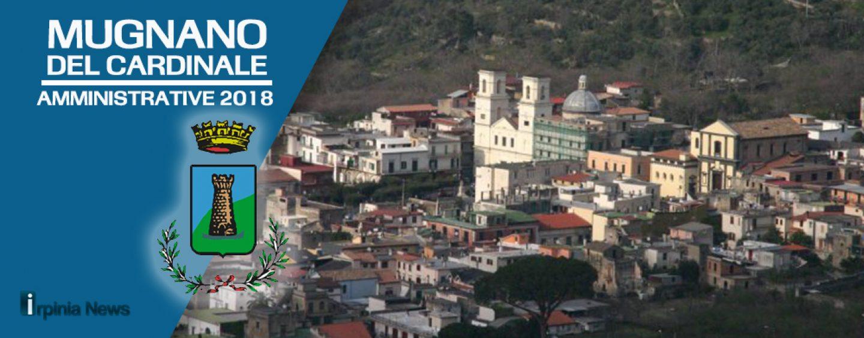 Amministrative, a Mugnano del Cardinale l'ex Sindaco Colucci sfida Napolitano
