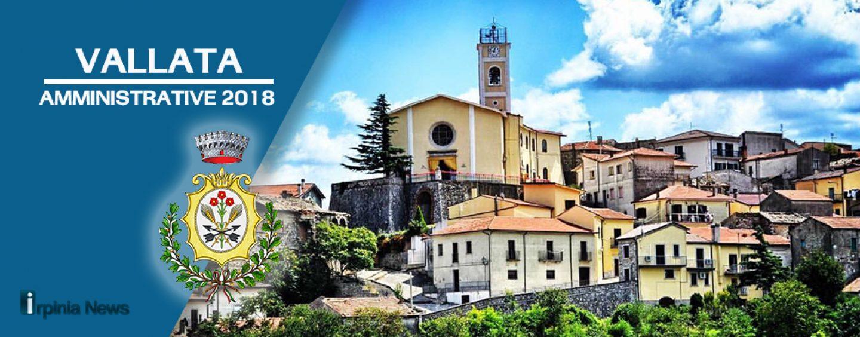Amministrative, a Vallata ufficiale la sfida Branca-Leone