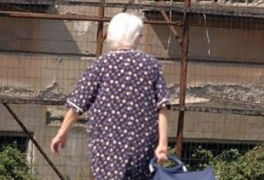 Novantanne si allontana dalla casa riposo: recuperata dai caschi bianchi di Avellino