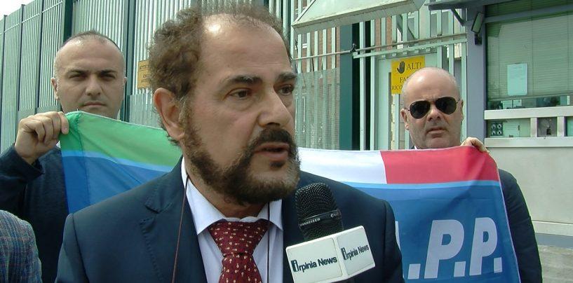 """Polizia Penitenziaria, Beneduci (Osapp): """"Il 24 maggio sit in di protesta davanti al carcere di Ariano"""""""