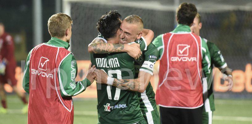 Avellino-Spezia 1-0, le pagelle